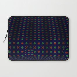 Soothing Orbital Voids 3 Laptop Sleeve
