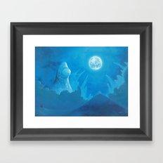 Myth Framed Art Print