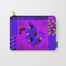 Patchwork42 Carry-All Pouch
