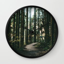 Mystical moments Wall Clock