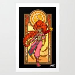 Sage of Spirit Art Print