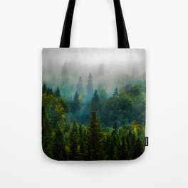 forest redone Tote Bag