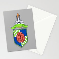 Zombie Squad Stationery Cards