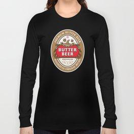 Butter Beer - Rosmertas Original Recipe Long Sleeve T-shirt