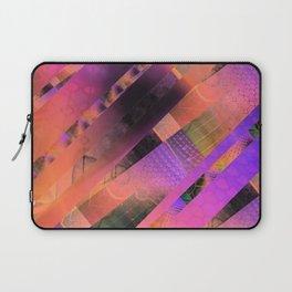 Free Floating Pattern Laptop Sleeve