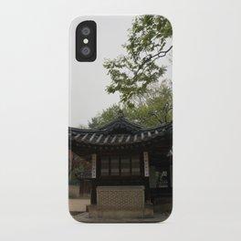 secret garden 7 iPhone Case