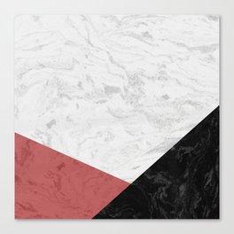 MARBLE INFERIOR Canvas Print
