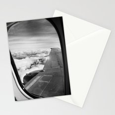 Plane Stationery Cards