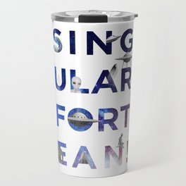 The Universe of Singular Fortean Travel Mug