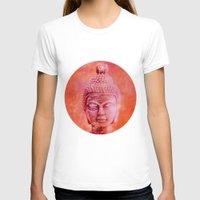 buddhism T-shirts featuring Buddha by LebensART