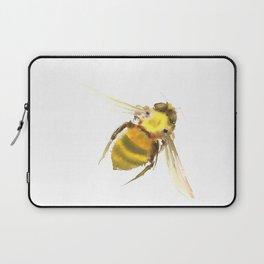Bee, bee art, bee design Laptop Sleeve