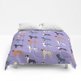 Great Danes Comforters