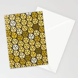 Gold 45 Stationery Cards