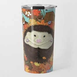 Luv Song (Hedgehog) Travel Mug
