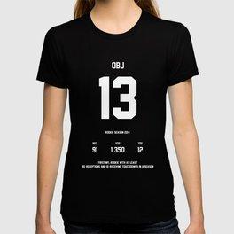 OBJ (Rookie Season) T-shirt