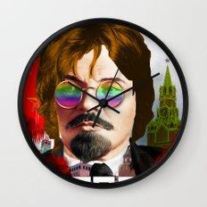 John Lenin Wall Clock