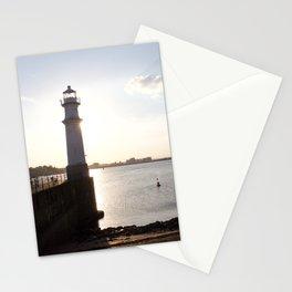 Leith Lighthouse Edinburgh Stationery Cards