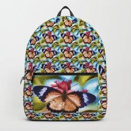 Beautiful Monarch Butterfly Backpack