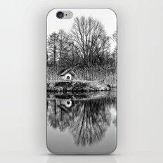 Winter Poetry iPhone & iPod Skin