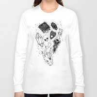 witchcraft Long Sleeve T-shirts featuring Witchcraft by lOll3