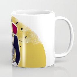 Mr Fox and Miss Rabbit Coffee Mug