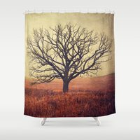 strong Shower Curtains featuring Strong by KunstFabrik_StaticMovement Manu Jobst