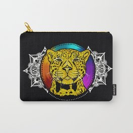 Forever Wild- The Jaguar Carry-All Pouch