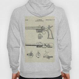 Repeating Firearm-1856 Hoody