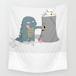 Godzelato! - Series 4: Yes gelato. No nukes. Wall Tapestry