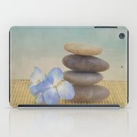 zen iPad Cases featuring Zen by Kim Hojnacki Photography