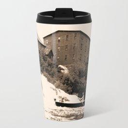 American Graphite Plant, Ticonderoga, NY 1930-42 Travel Mug