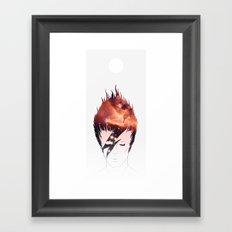 Ziggy Framed Art Print