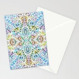 Mehndi Ethnic Style G356 Stationery Cards