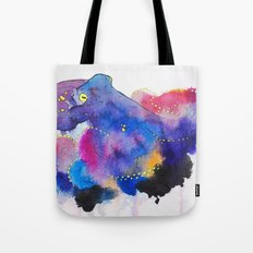 Worried Color Tote Bag