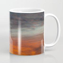 Fire after the storm. Coffee Mug