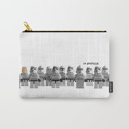 Spartacus Star Wars LEGO - Luke Storm Trooper (Long) Carry-All Pouch