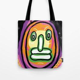 Space Dude Tote Bag
