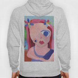 Mona Lisa Gets a Makeover Hoody