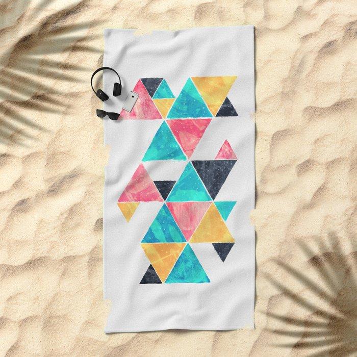 Equipoise Beach Towel