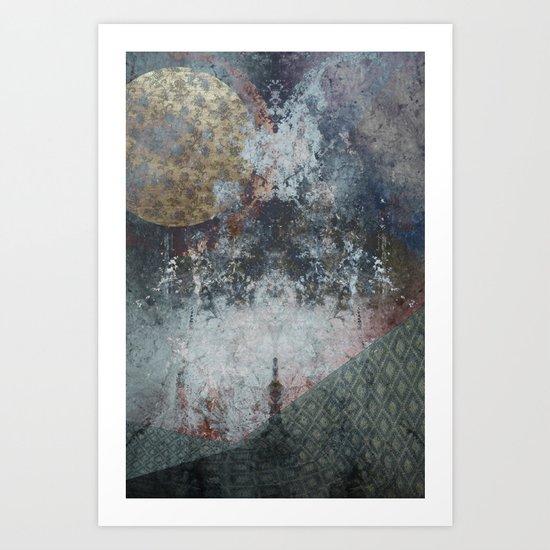 Orbservation 02 Art Print