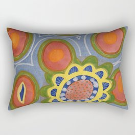 The Bouquet Rectangular Pillow
