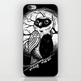 Hoot Hoot! iPhone Skin