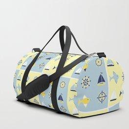 AFE Nautical Elements 2 Duffle Bag