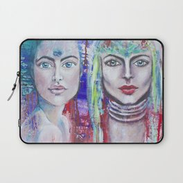 Protectors of Peace & Beauty Laptop Sleeve
