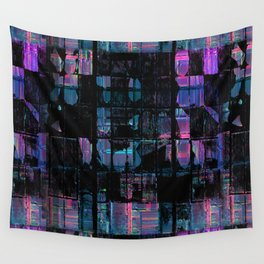 The Grid Wall Tapestry