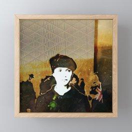 Revolución Framed Mini Art Print