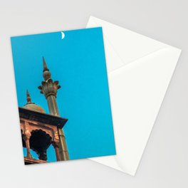 Jama Masjid´s dome in Delhi Stationery Cards