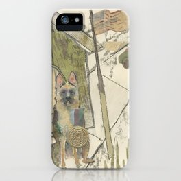Basic Training iPhone Case