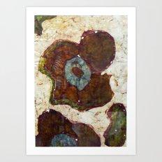 composition 6 Art Print