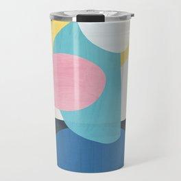 Shapes Abstract 16 Travel Mug